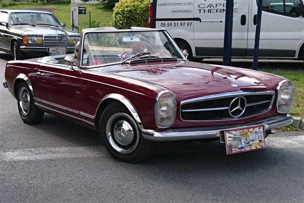 Mercedes p