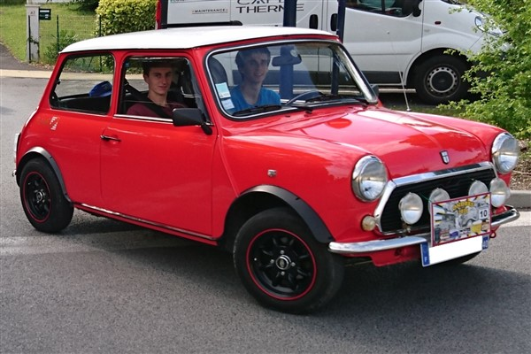 Austin Mini - 1991