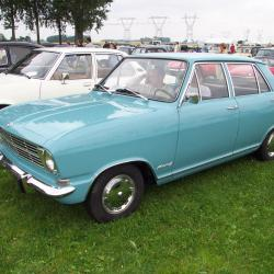 Opel kadet 1972