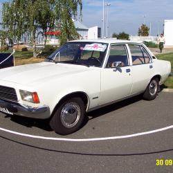 Opel Rekord D 1973