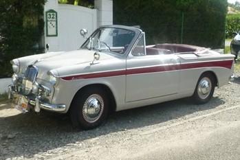 Singer Gazelle - 1960