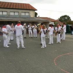 La Banda au départ