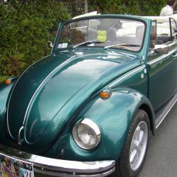 Volkswagen Cox Cabriolet - 1967