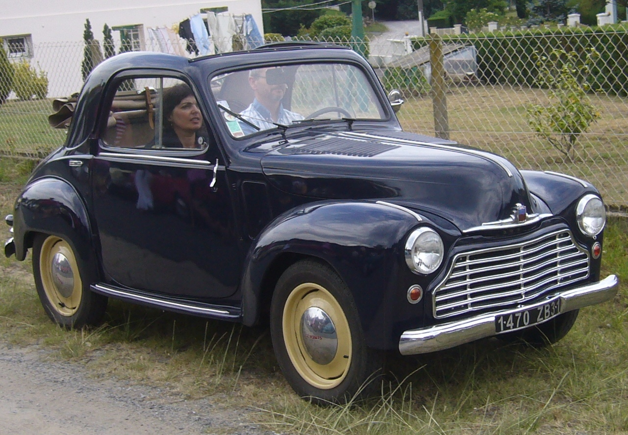 Simca 6 Cabriolet - 1950