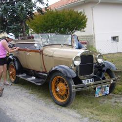 Ford A - 1929