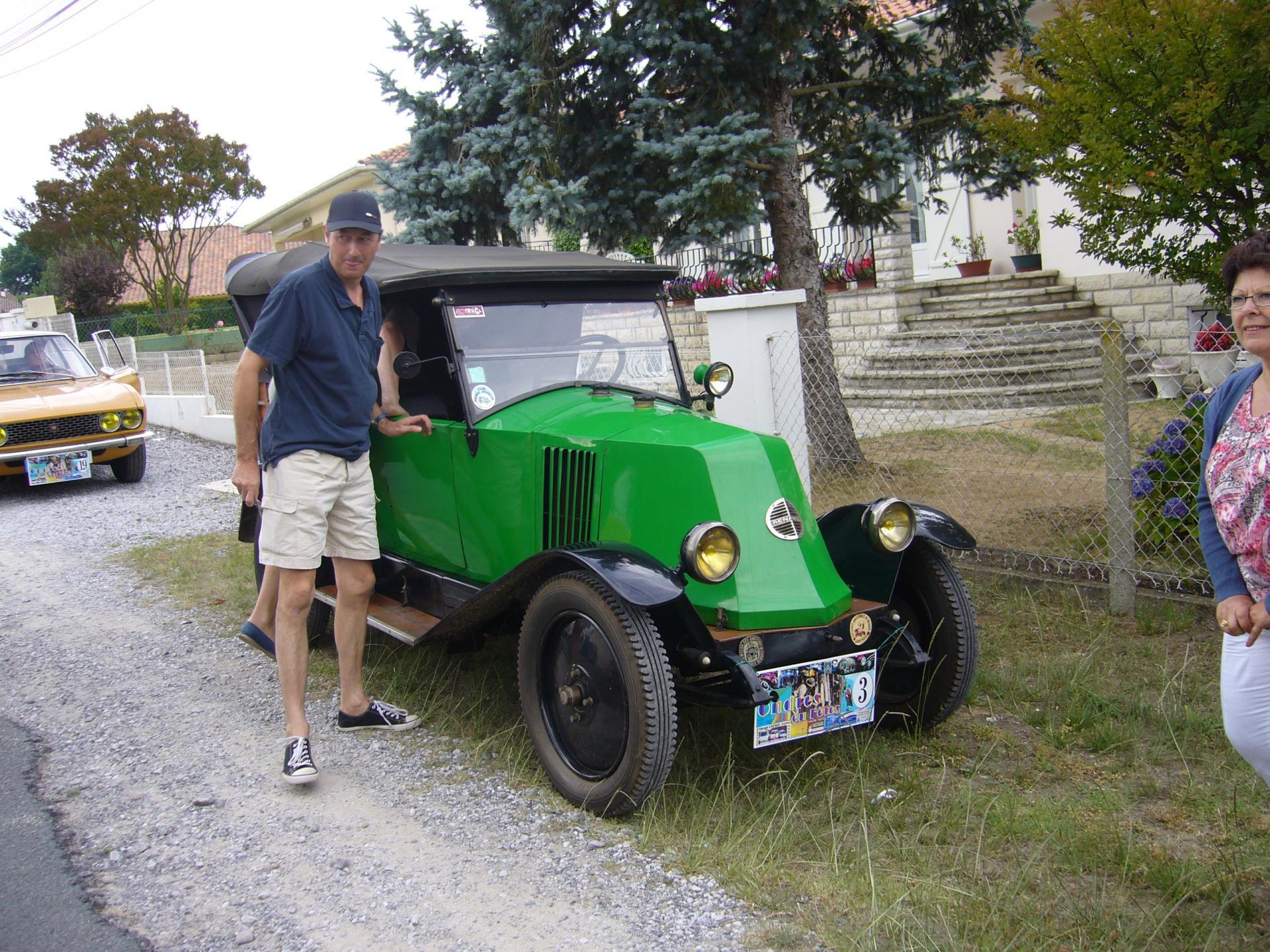 Renault KJ1 - 1923