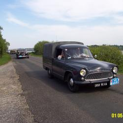 Simca P60 pick up