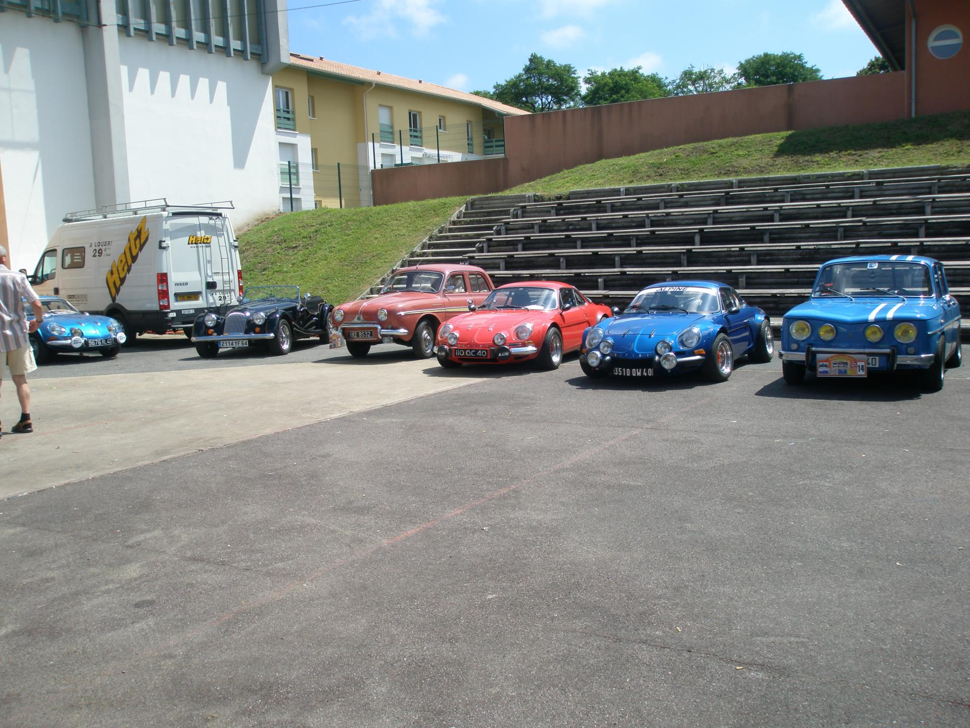 Plateau Renault Sport