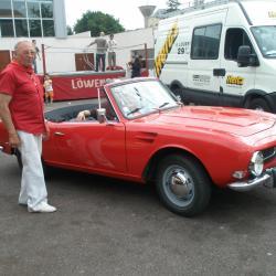 Neckar cabriolet St Tropez 1965