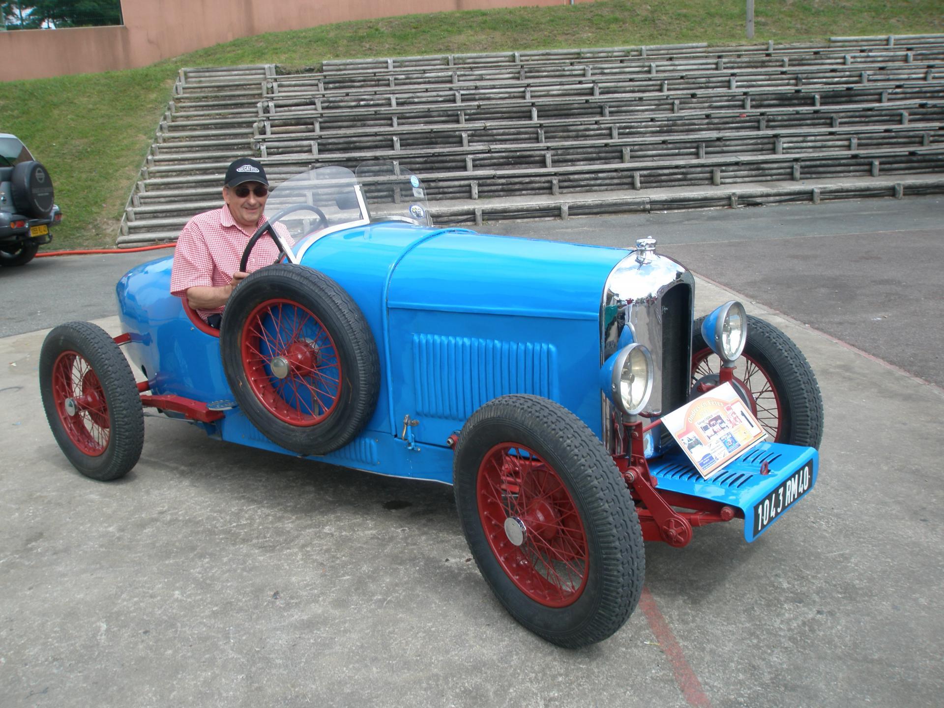 Amilcar CGS 1925