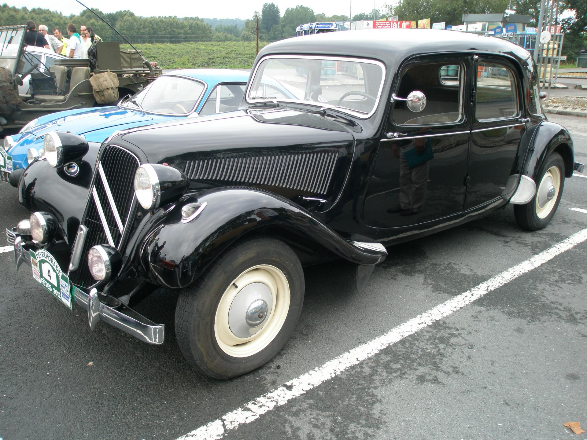 Citroen Traction 11BL