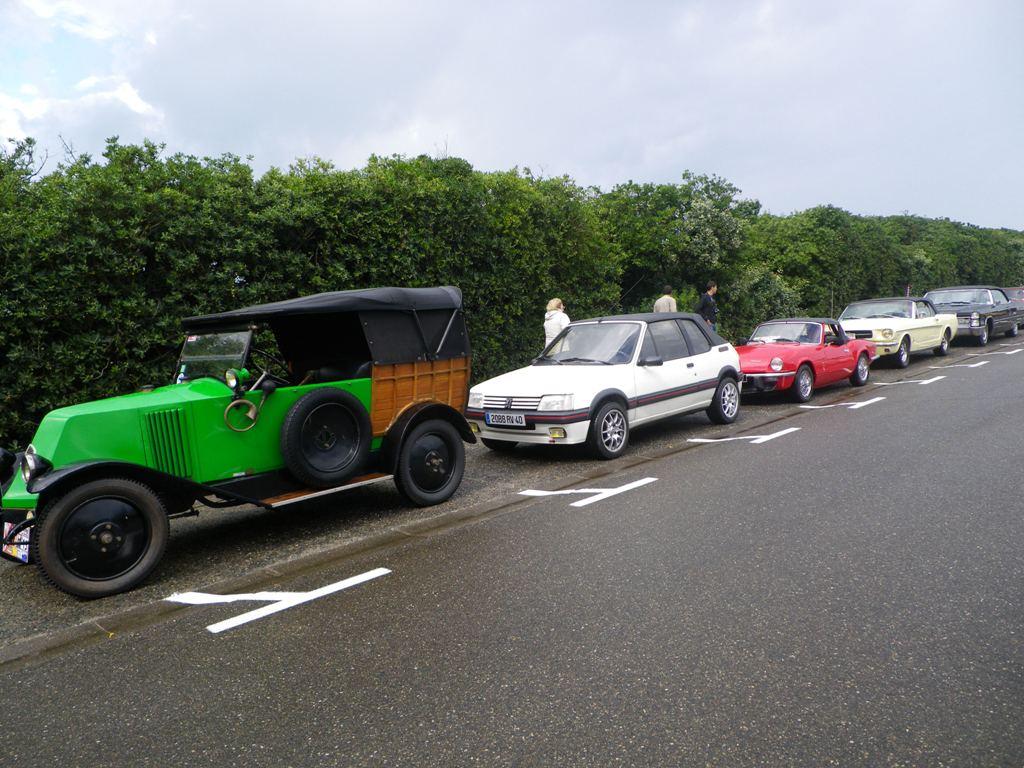 Parking de la plage 2