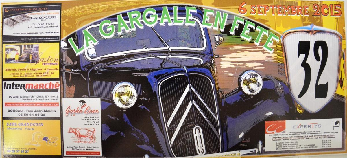 La Gargale 2015
