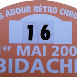 Plaque BARC 2006