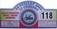Crisenoy 2004