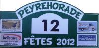 Peyrehorade 2012