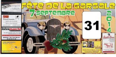 La Gargale 2014