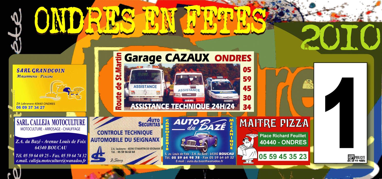 Plaques rallye 2015