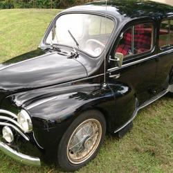 Renault 4cv - 1958