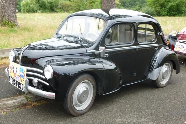 Renault 4cv 1960