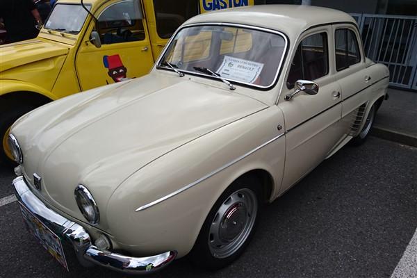 Renault Dauphine - 1963