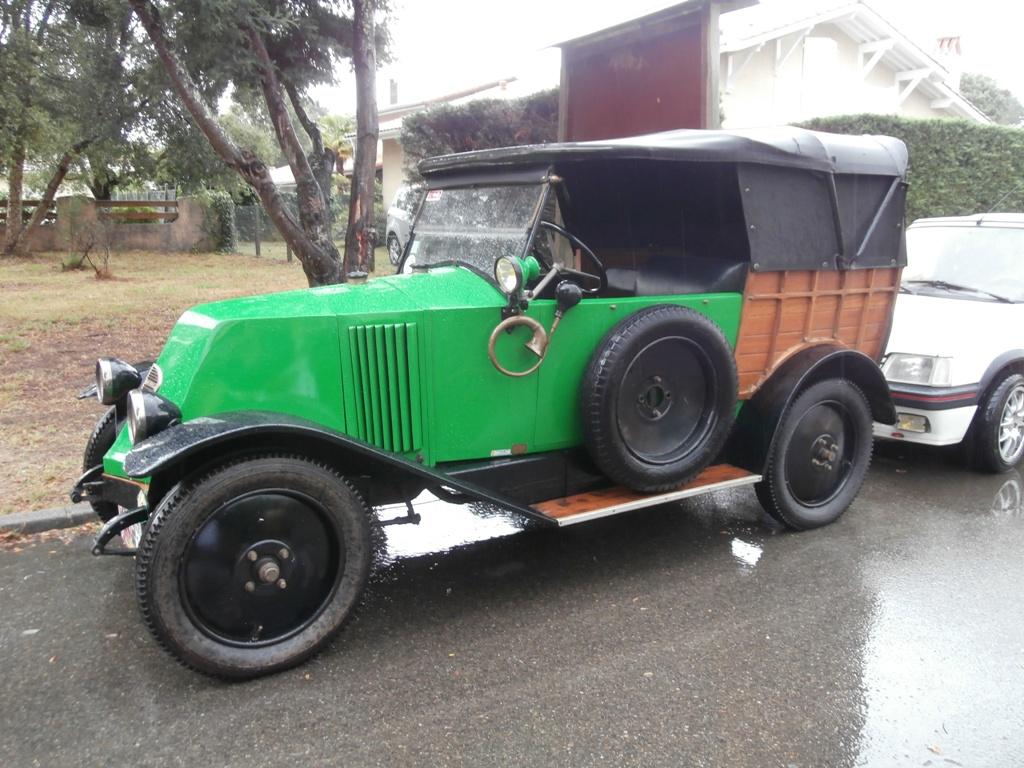 Renault kj1 1923