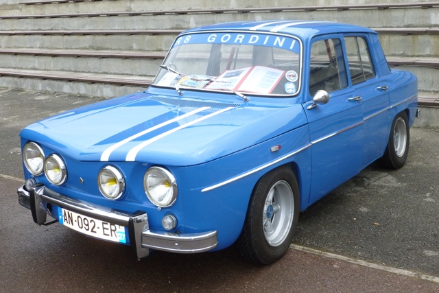 Renault r8 gordini 1968