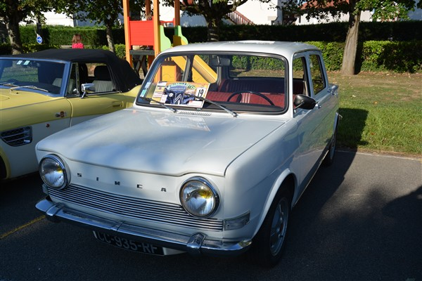 Simca 1000 - 1968