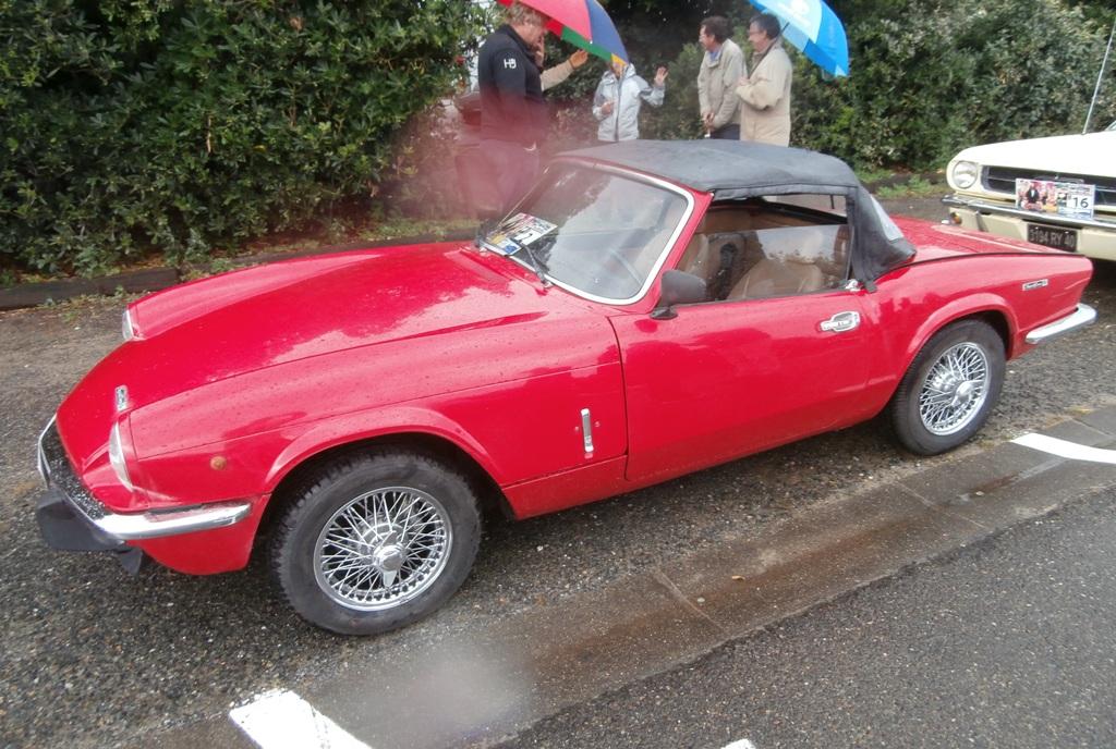 Triumph tr6 1963